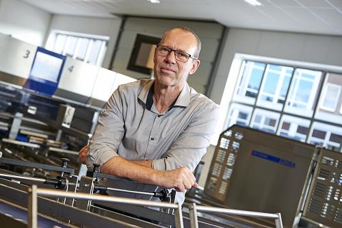 Paul Buisman, Product Management Director bij Moba